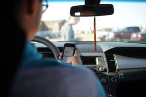 Using of Mobile Phone While Driving